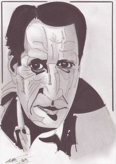 Roy Scheider by shark.81